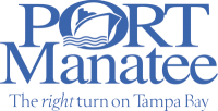 PORT MANATEE LOGO in our sponsors